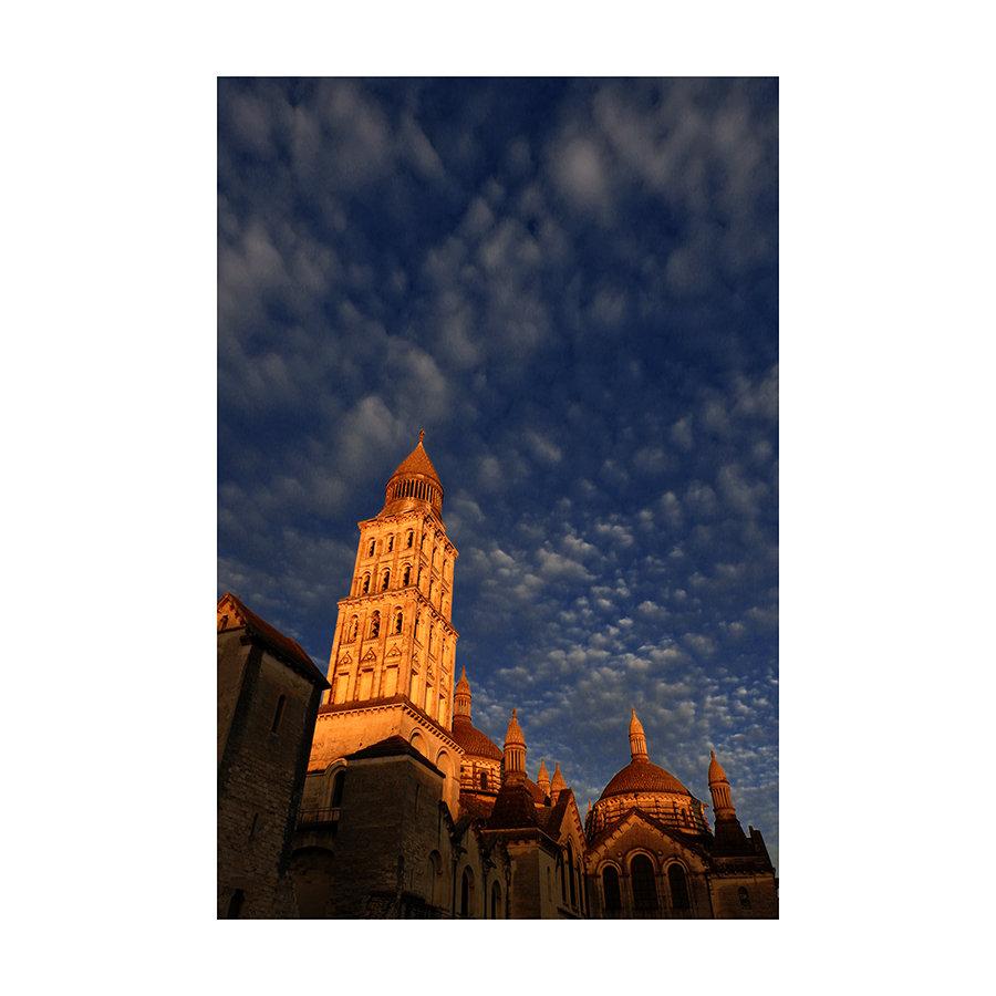 [Architecture_et_Graphisme] Cathédrale au couchant II, 2020 200121021957850207