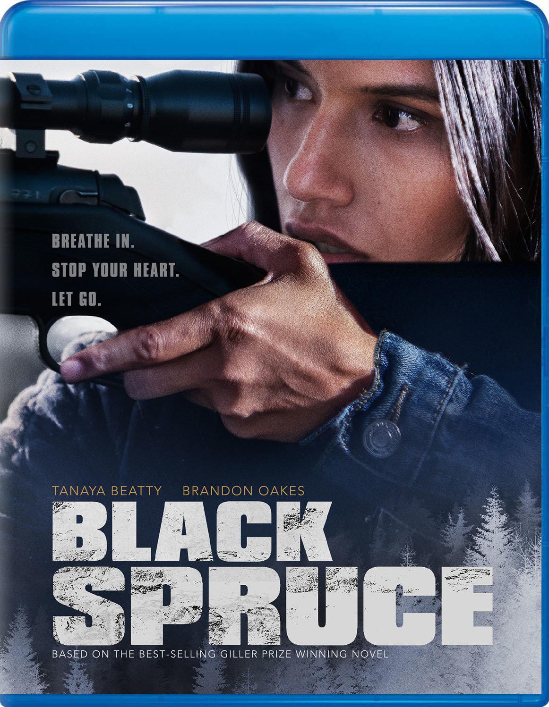 Through Black Spruce (2018) poster image