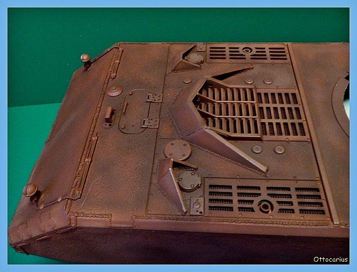 panzer - Panzer VIII MAUS type 205  CYBER HOBBY 1/35 ème - Page 6 200121052510935539