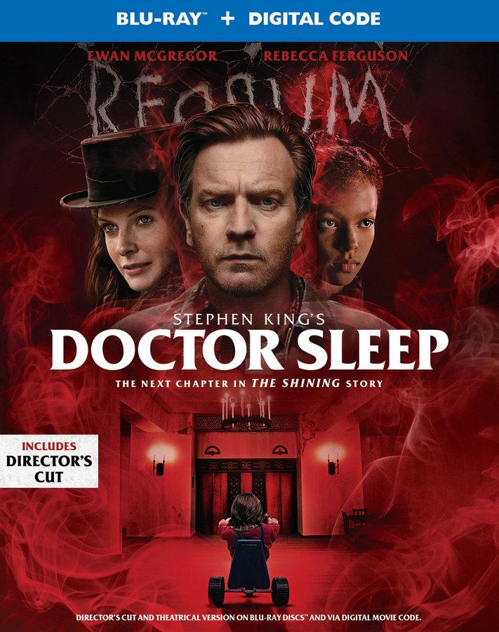 Doctor Sleep (2019) poster image