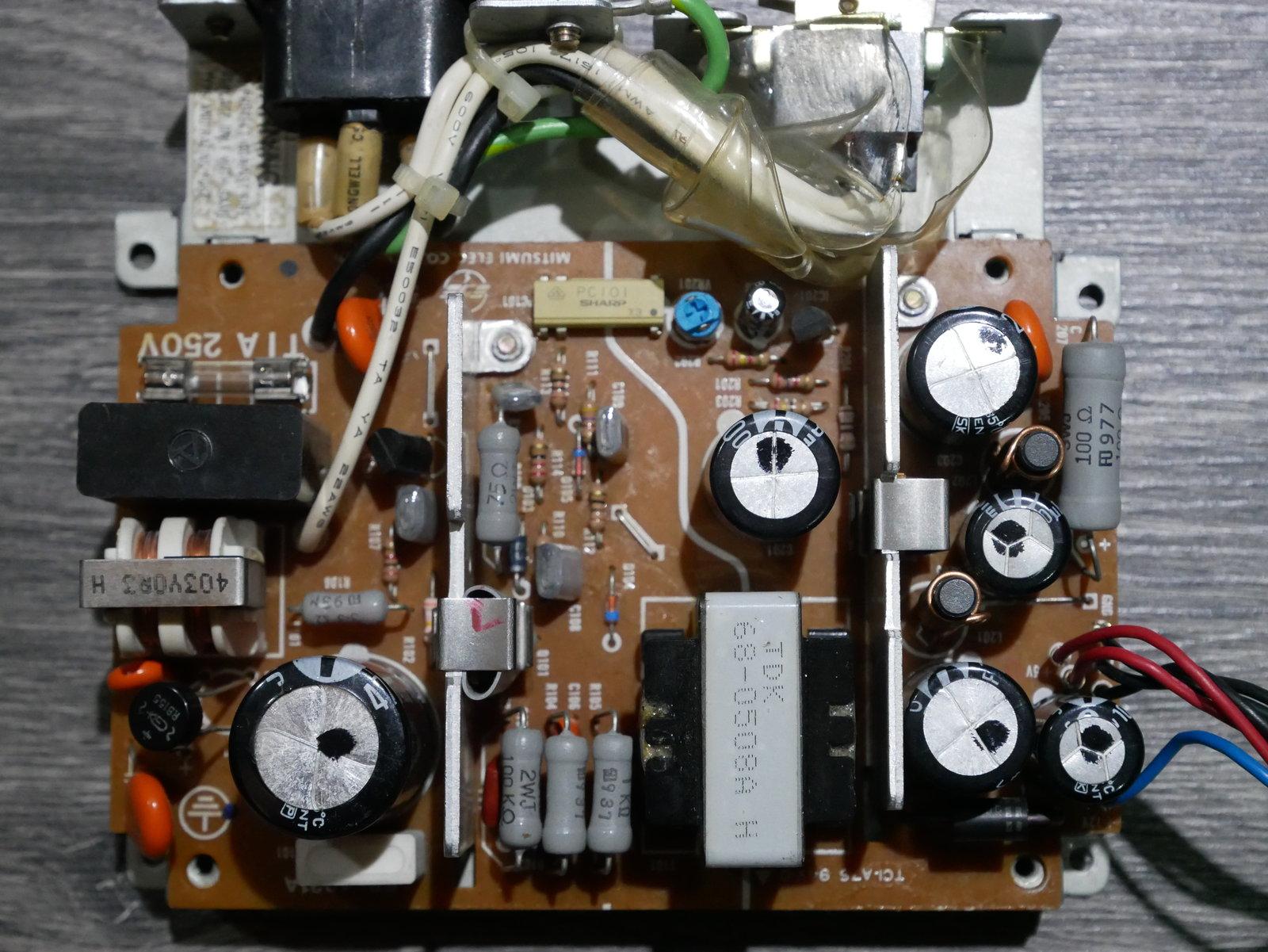 Atari 520 STe plus EN RADE !!! 20012111451271816