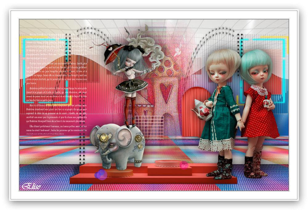 Les petites filles modèles (Psp) 200122082040897313
