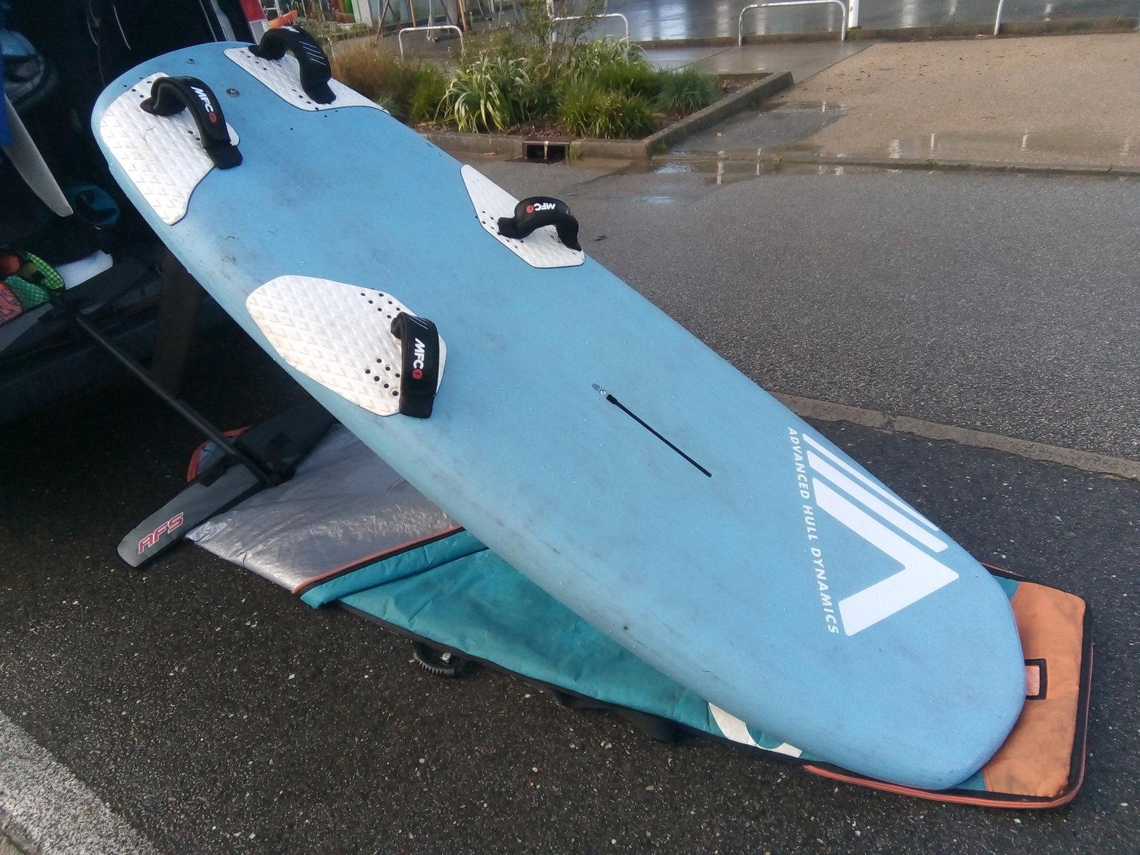 Test Du Proto Ahd Compact 72 2020 Windsurfing33 Afficher Le Sujet