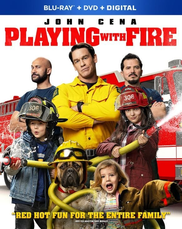 Playing with Fire poster image