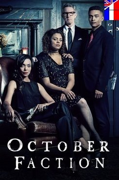 October Faction - Saison 1