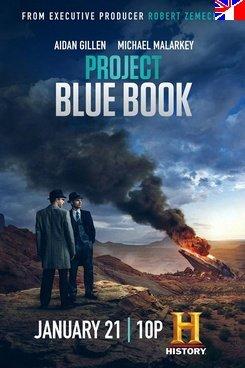 Projet Blue Book - Saison 2