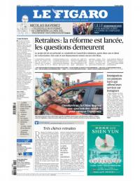 Le Figaro Du Vendredi 24 Janvier 2020