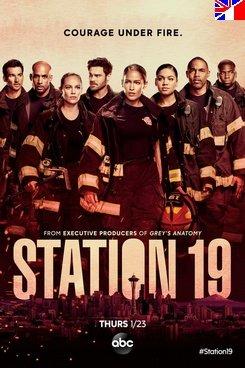 Grey's Anatomy : Station 19 - Saison 3