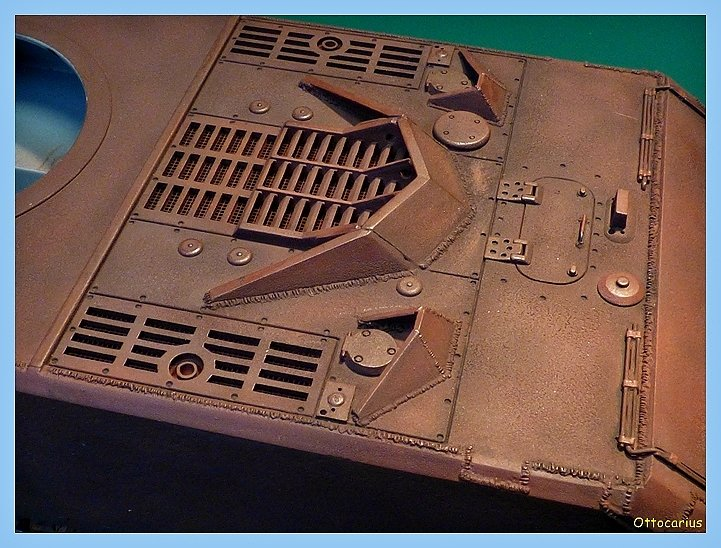 panzer - Panzer VIII MAUS type 205  CYBER HOBBY 1/35 ème - Page 6 200125074319685567