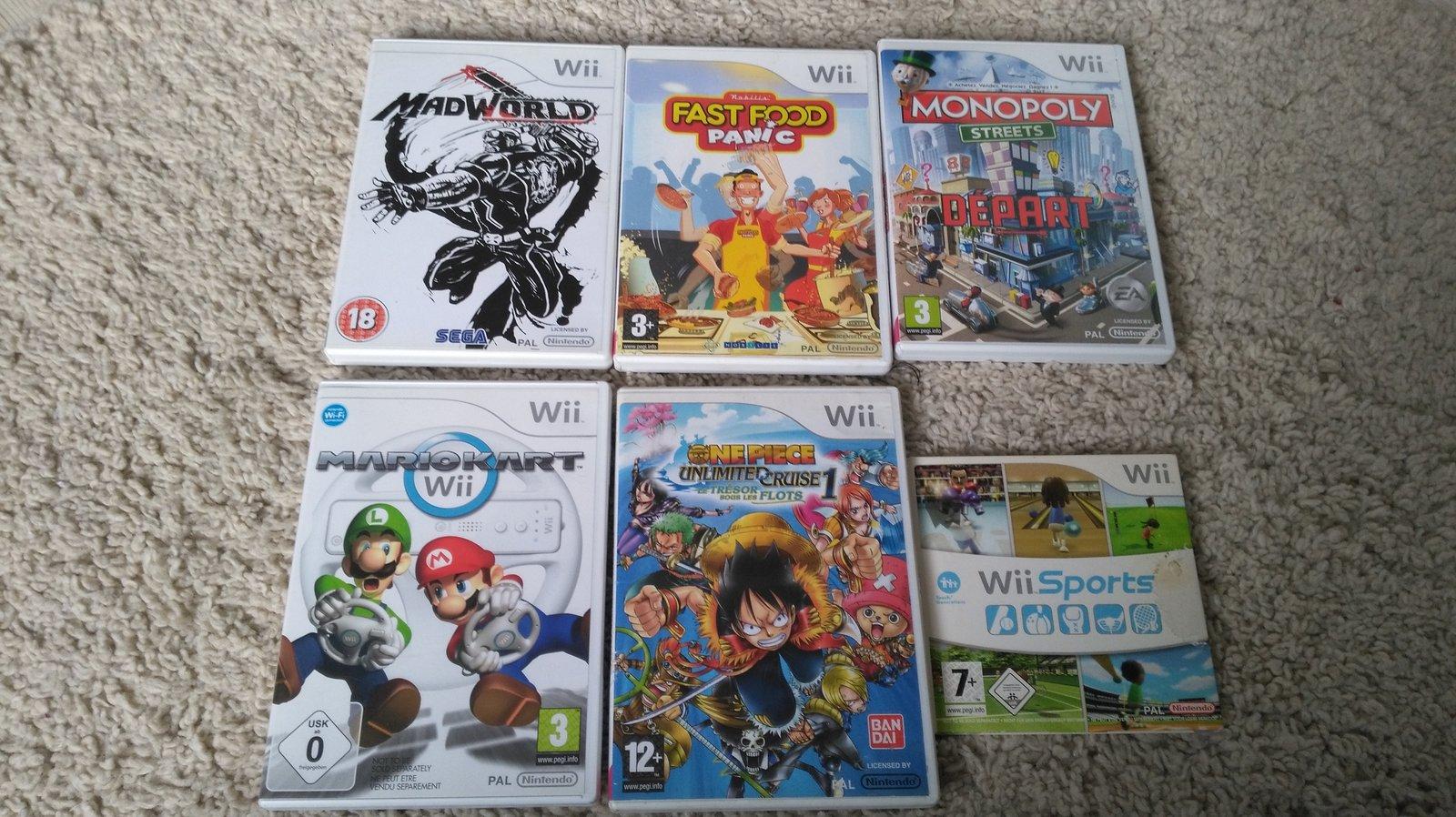 [VDS/ECH] WiiU, Wii lots petits prix ! 200126093242795708