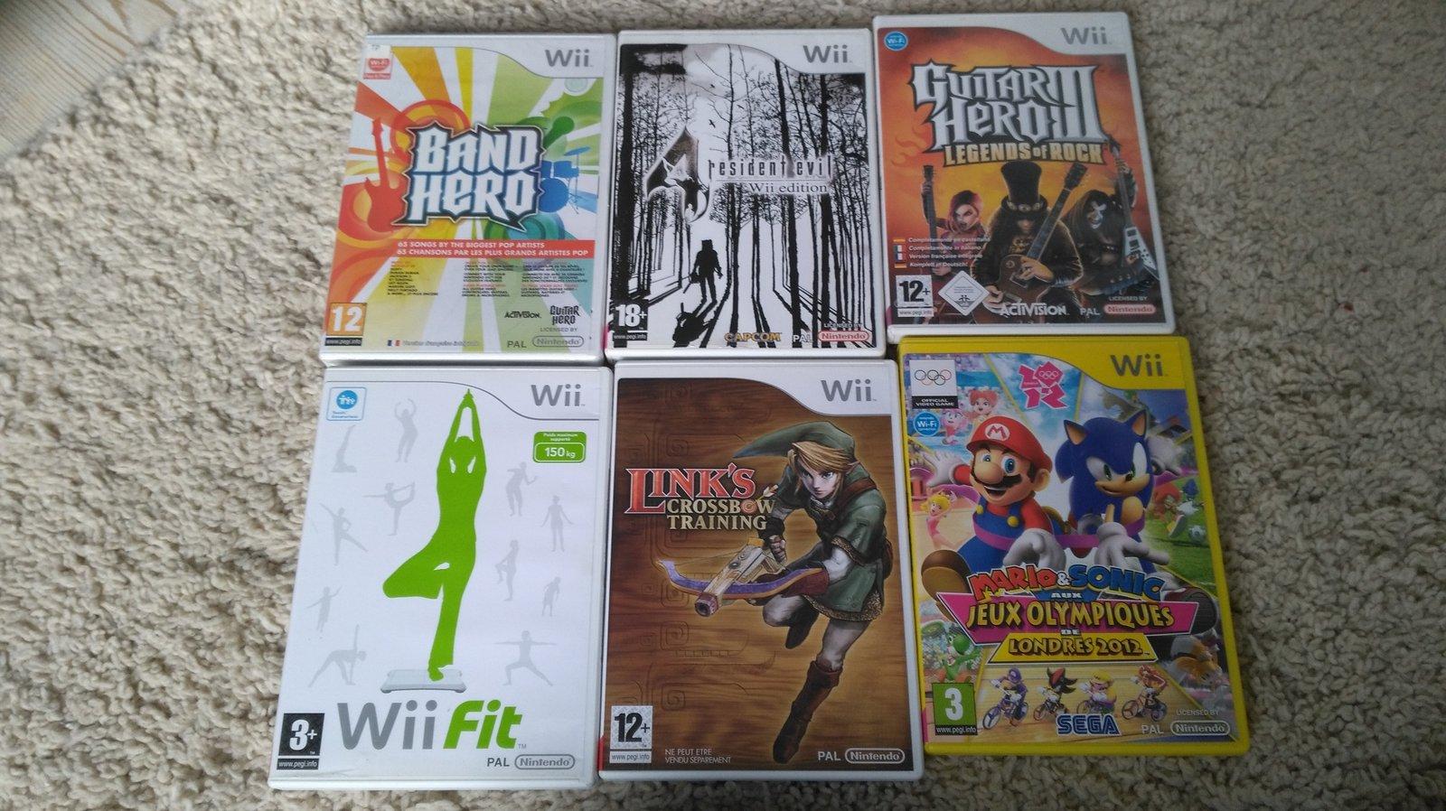 [VDS/ECH] WiiU, Wii lots petits prix ! 200126093244167542