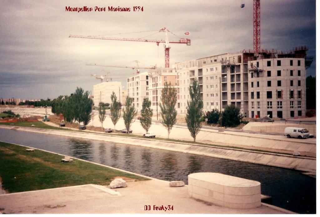 Montpellier port marianne 1994