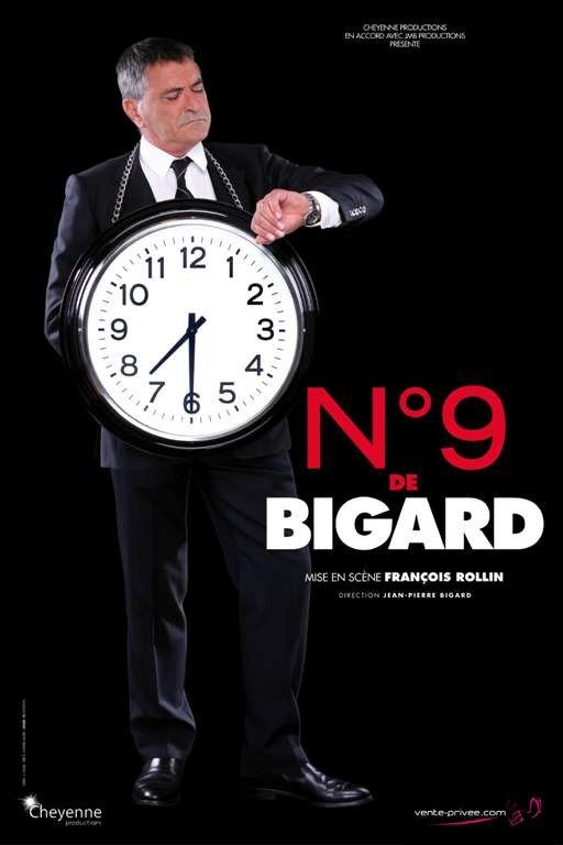 Numéro 9 de Bigard