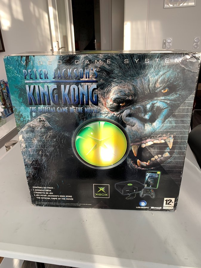 [VDS] PSP Simpsons - XBOX King Kong... Consoles en pack complet 200129033454471338