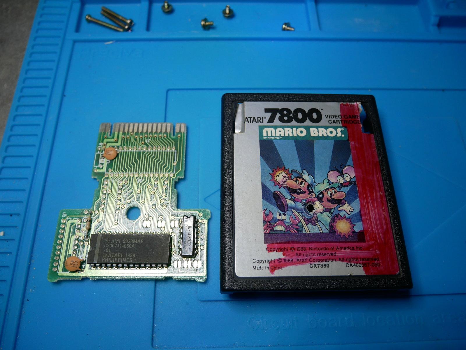 Cartouche Atari 7800 HS ? 200129101355408419