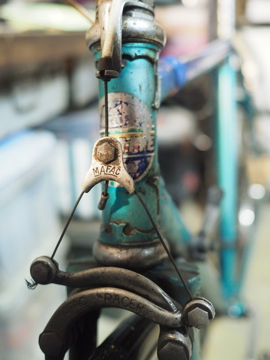 Gitane, non, Peugeot en fait, PX10 circa 1968 200131111117372012