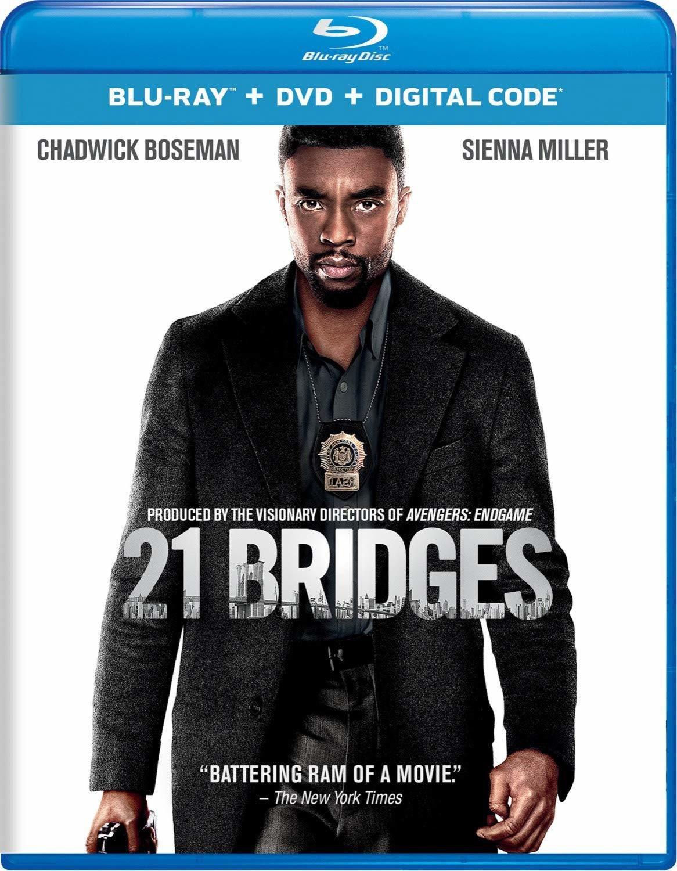 21 Bridges (2019) poster image
