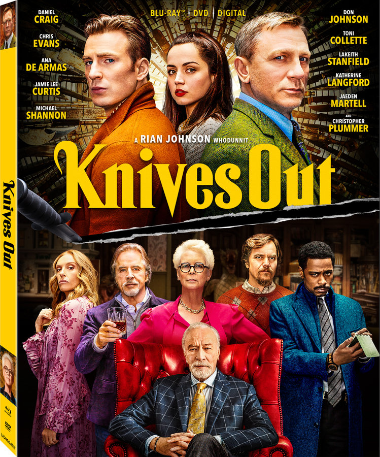 Knives Out (2019) poster image