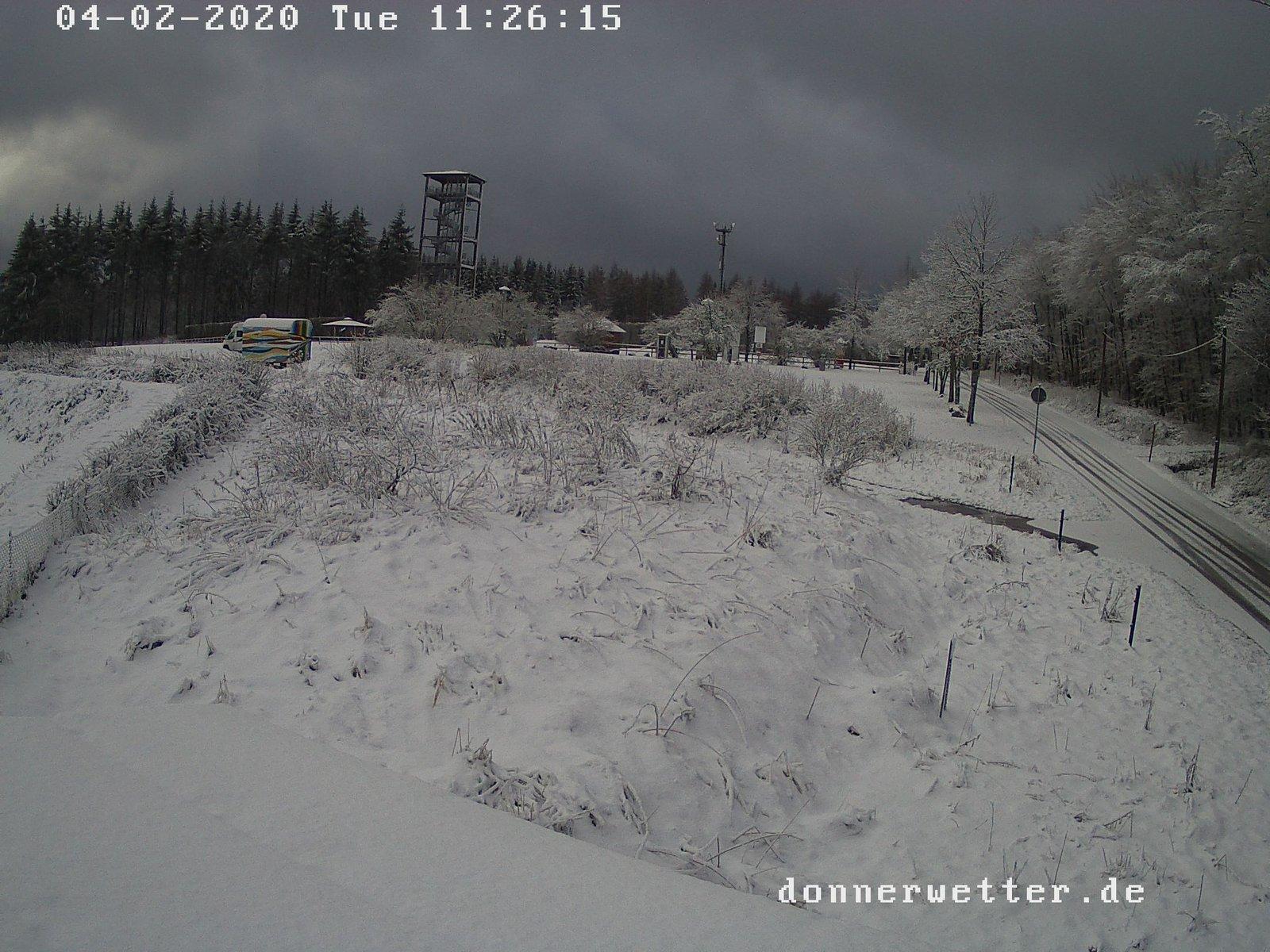 Webcam Weisser Stein 2020-02-04 11-26
