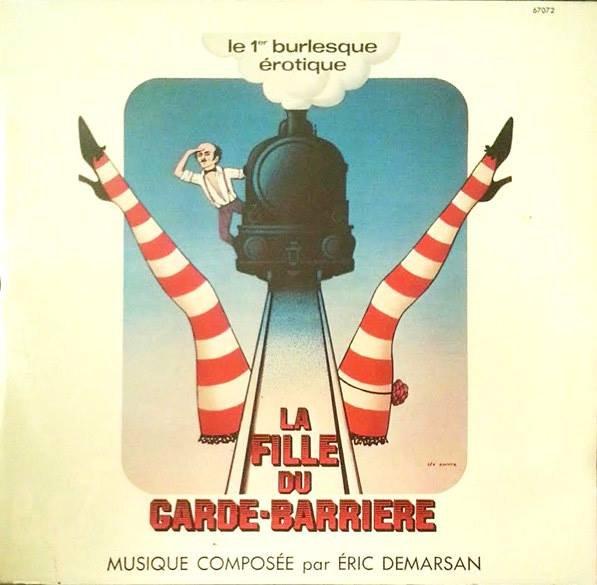 ?ric Demarsan - La Fille Du Garde Barri?re (Artwork By L?o Kouper)