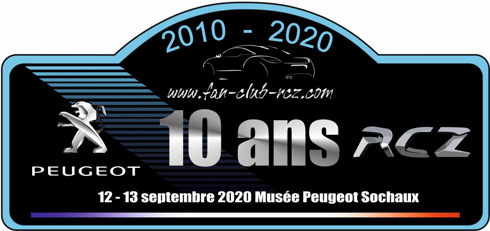Sondage plaque 10 ans RCZ (CLOS) 200210033505685801