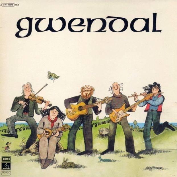 Gwendal - Gwendal (Joe Can't Reel) (1975)