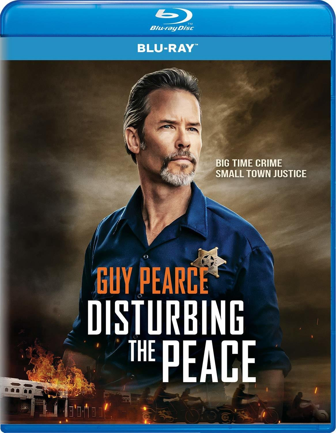 Disturbing the Peace (2020) poster image
