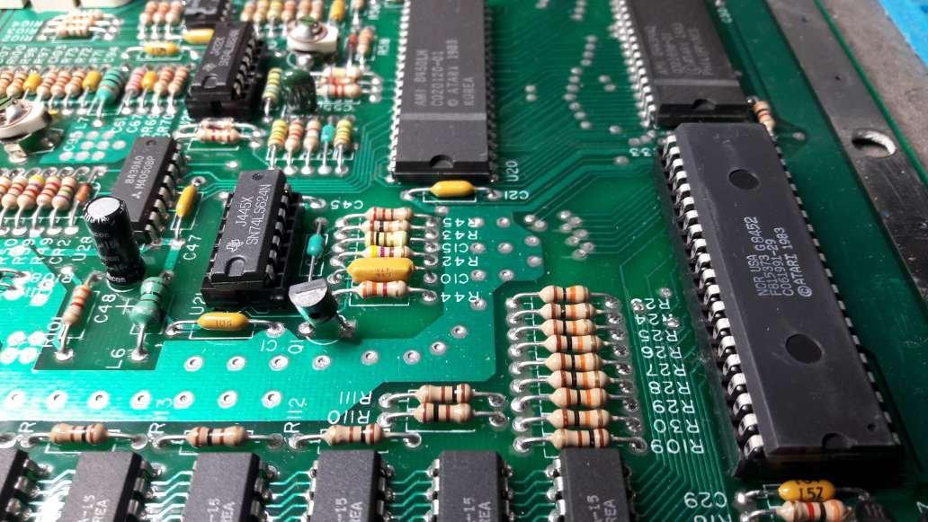 Atari 800XL écran noir 200213111035881300