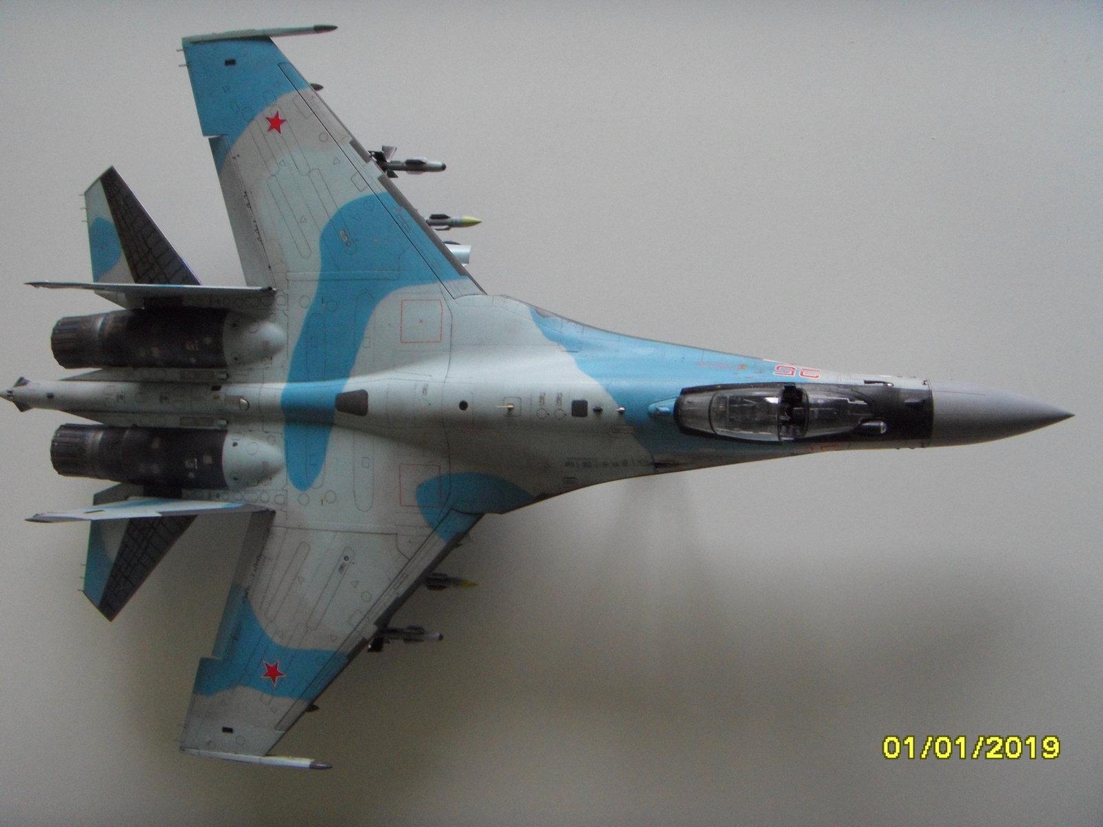 Sukhoi 35 S  200214101231827554