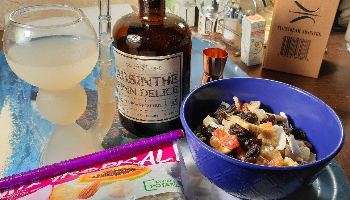 Absinthe Finn Delice et Mix Tropical