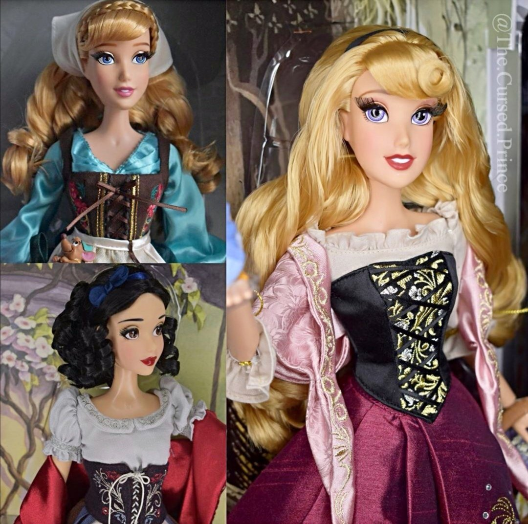 Disney Store Poupées Limited Edition 17'' (depuis 2009) - Page 4 200216112809624446
