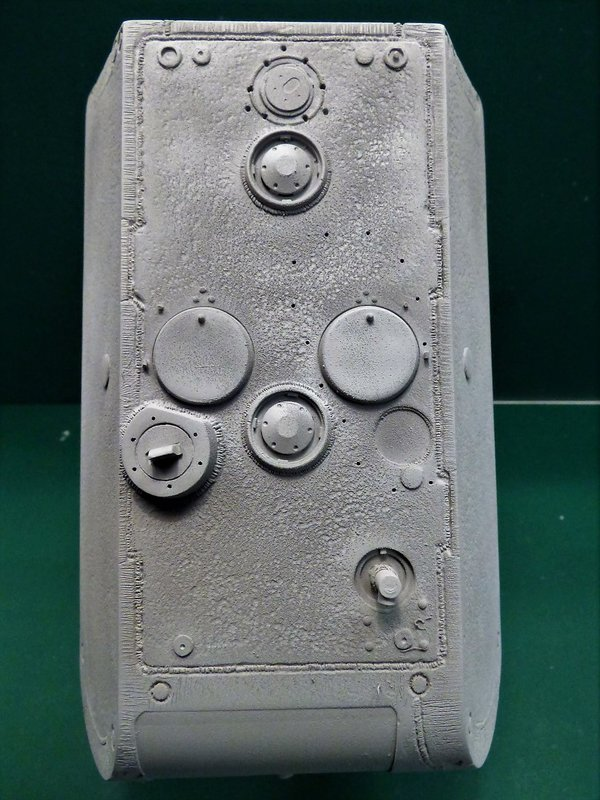 Panzer VIII MAUS type 205  CYBER HOBBY 1/35 ème - Page 7 200217064521439819