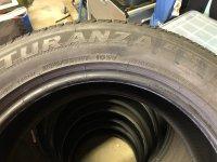 5 pneus neufs Bridgestone Turanza  235/55 R17 (450€) Mini_200217015144511323