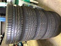5 pneus neufs Bridgestone Turanza  235/55 R17 (450€) Mini_200217015145233482