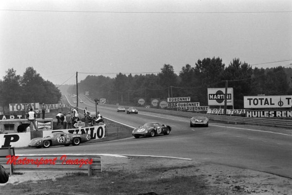 lm69-first lap mulsanne 2 motorsport images