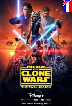 Star Wars: The Clone Wars (2008) - Saison 7
