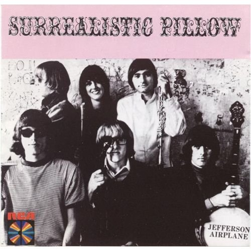 Jefferson-Airplane-Surrealistic-Pillow-CD-Album-243709330_L