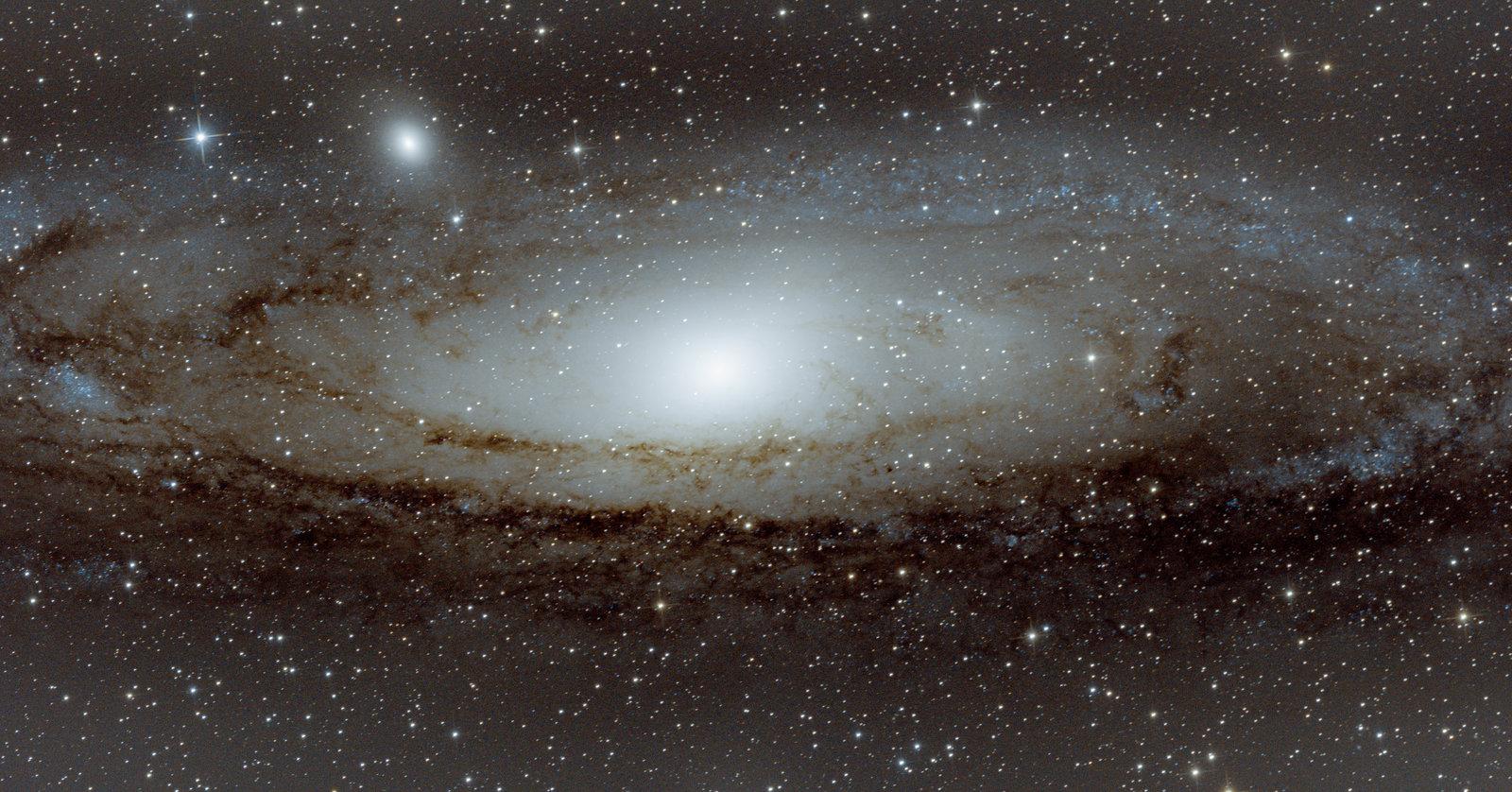 M31 SAR