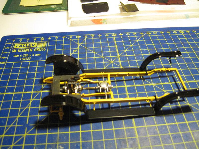 RENAULT type AG 1910 1/24 ICM 200223054819707356