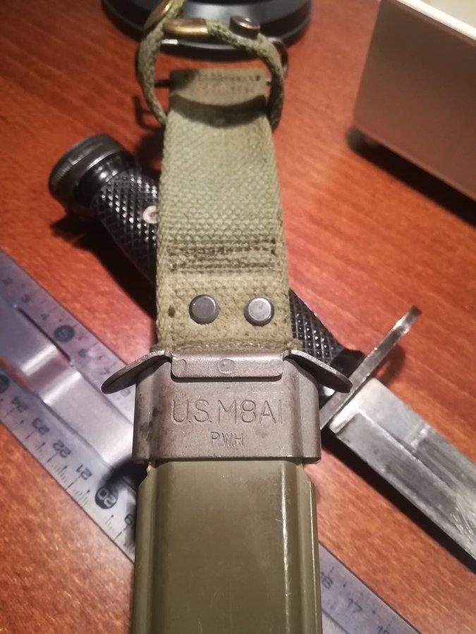 Le poignard-baïonnette USM4 - Page 10 200223073547422290