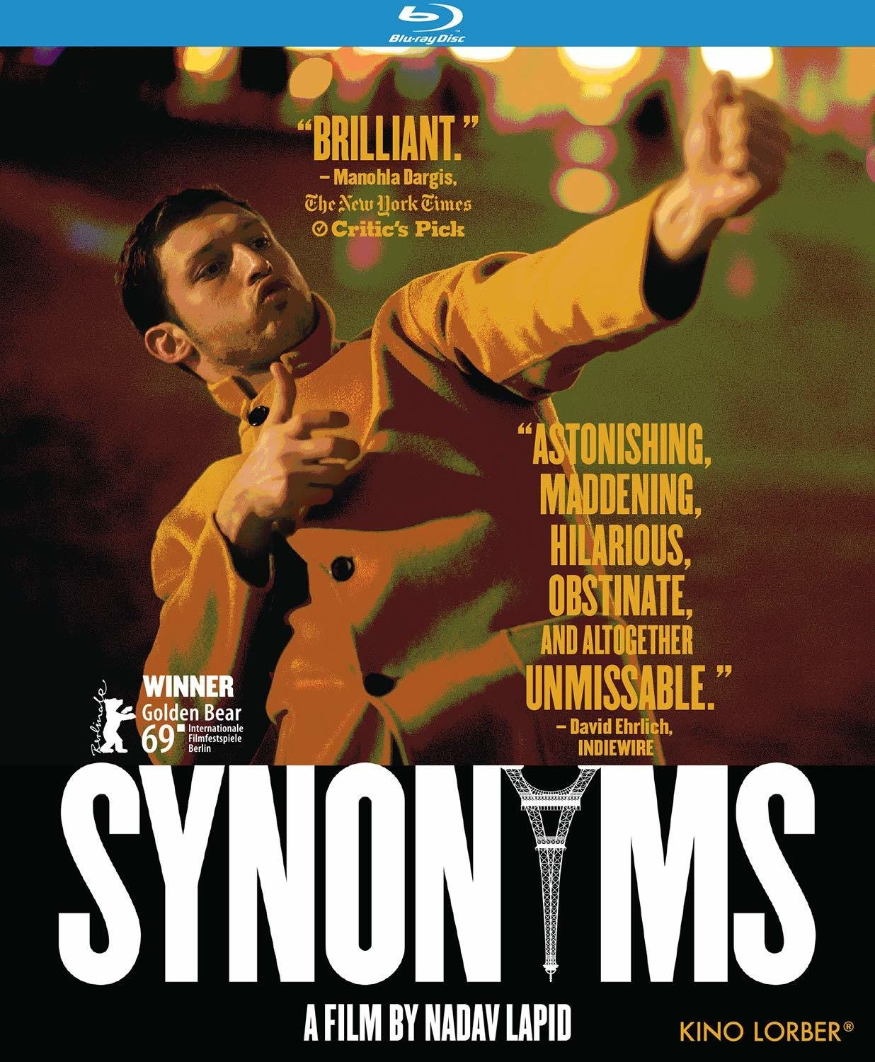 Synonymes aka Synonyms (2019) poster image