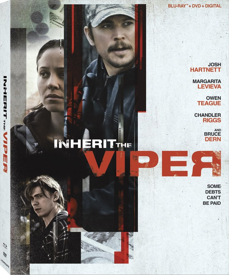 Inherit the Viper (2019) poster image