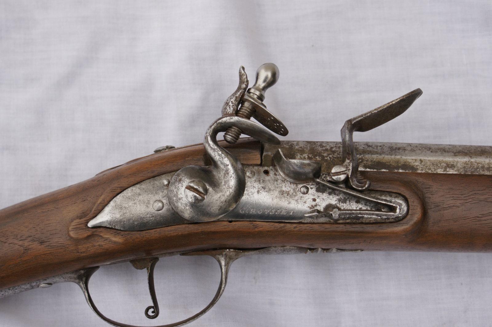 un fusil de marine pre-reglementaire 200228035212504441