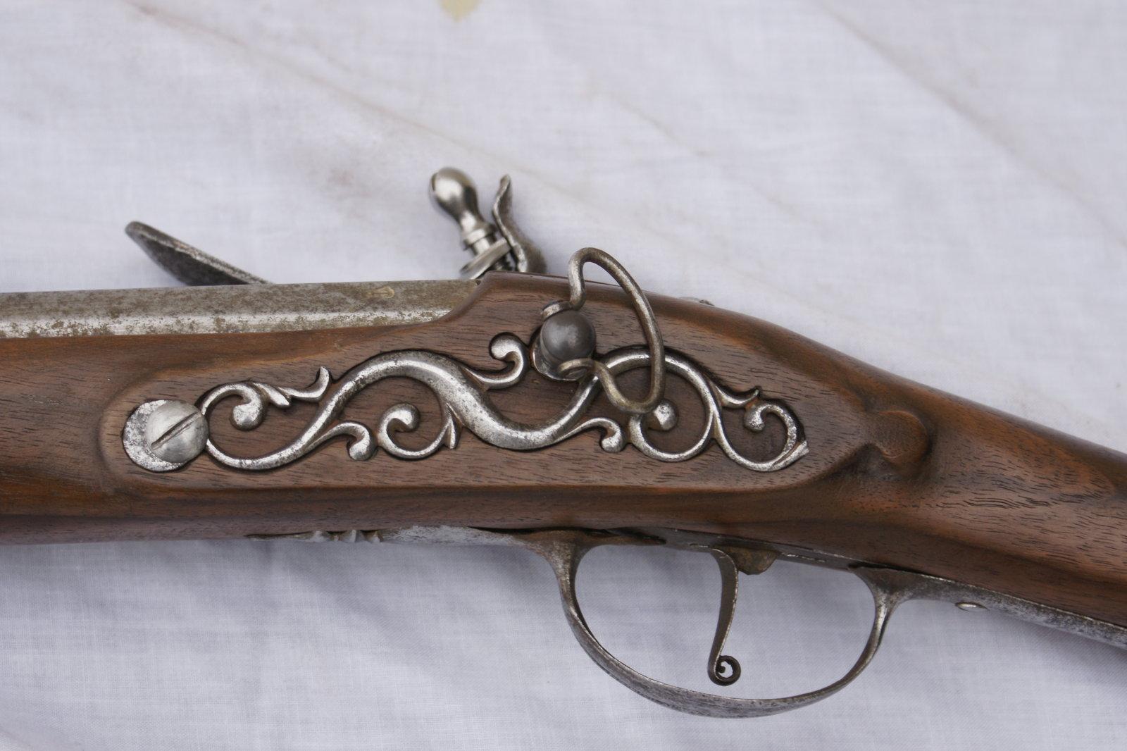 un fusil de marine pre-reglementaire 200228035216466821
