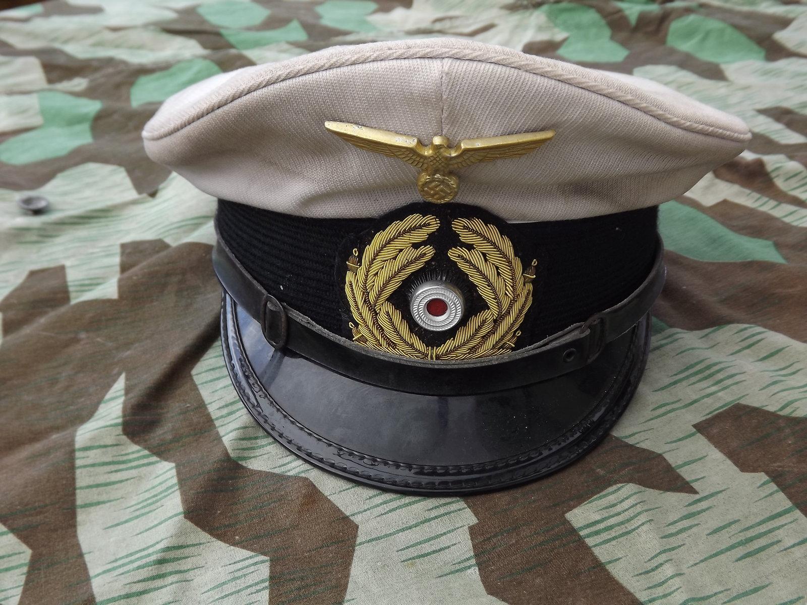 Casquette Kriegsmarine 200301030620721557