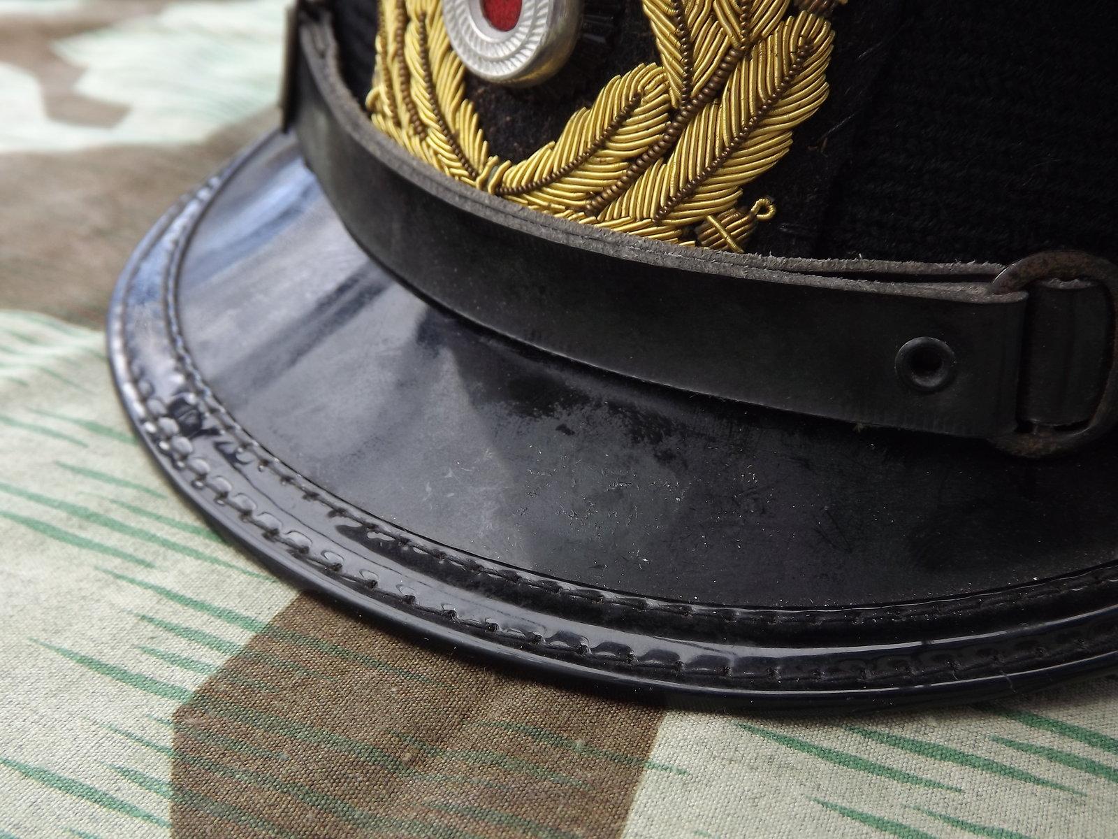 Casquette Kriegsmarine 200301030901392364