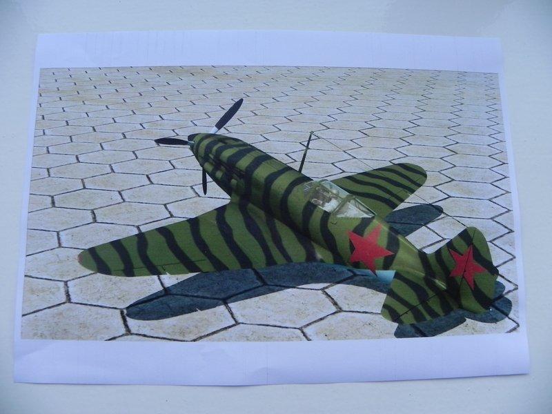 """Mig 3   VVS 34ème IAP 1941 - déco """" Tigre""""  200301051541748250"""