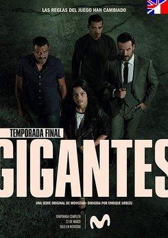 Gigantes - Saison 2