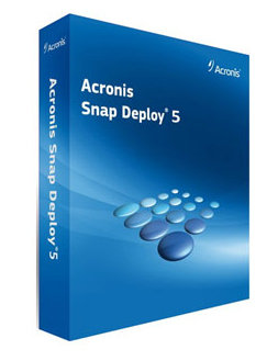 Poster for Acronis Snap Deploy
