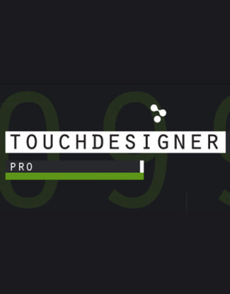 Poster for Derivative TouchDesigner Pro
